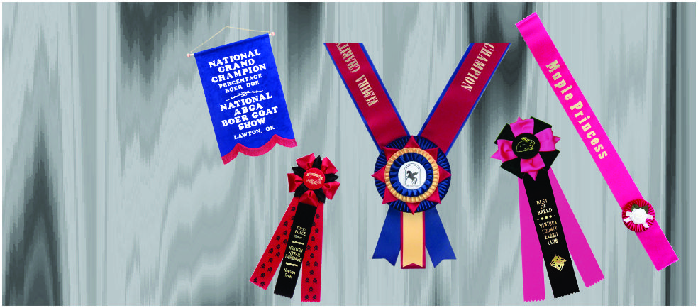 Stineman Ribbon Company Banner