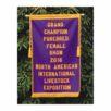Sewn Felt Banner (24″ x 40″)